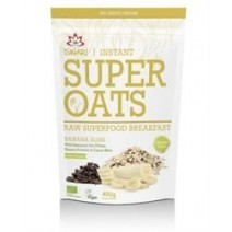 Iswari Super Oats Banana 400g